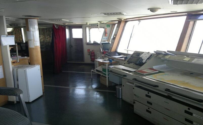 8700dwt集装箱/多用途船
